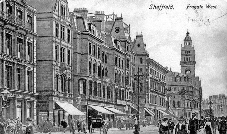 Social History Sheffielder
